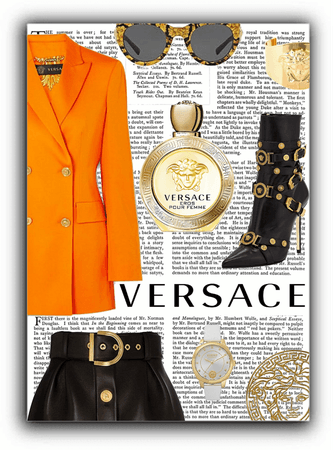 I ❤️ Versace