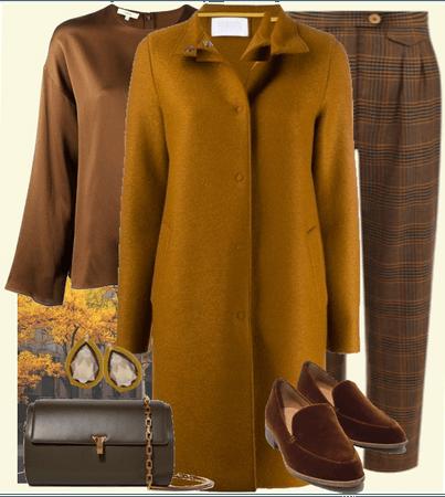 deep fall color
