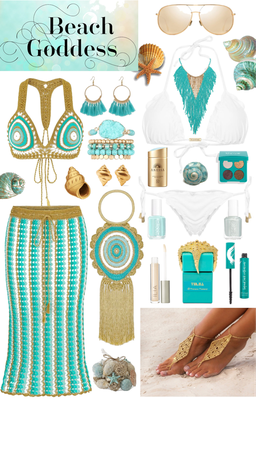 •Beach Goddess•