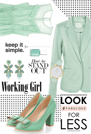 Mint Boss Lady