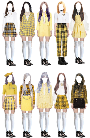 Twice I can't stop me inspiration| Yellow💛