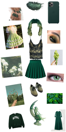 Colour theme 2: forest green