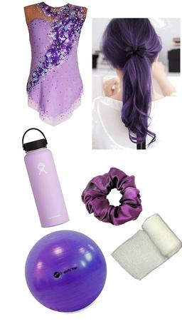 Purple Gymnastic💜🔮