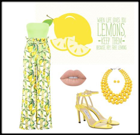 CHALLENGE Lemon