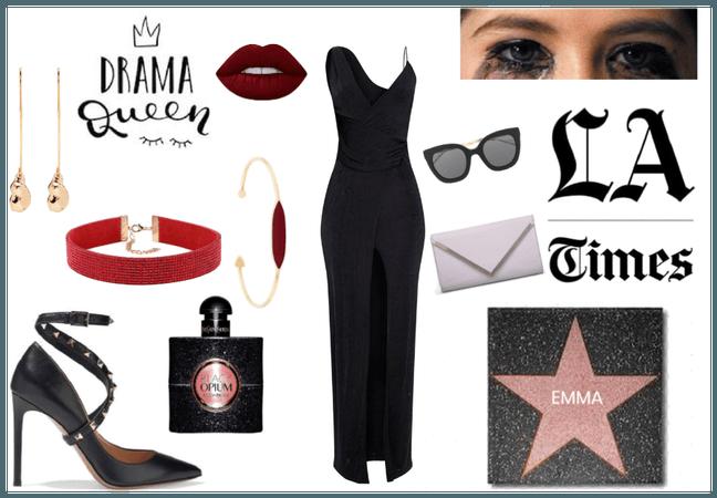 Emma from romance club(my hollywood story)
