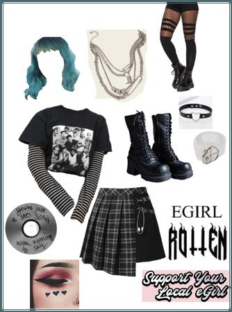 E girl (dark edition)