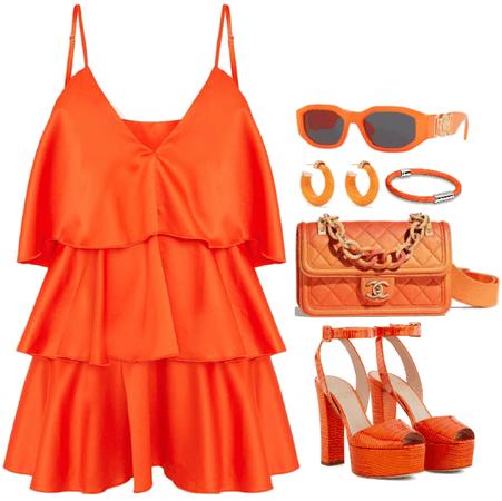 orange summer 🍊