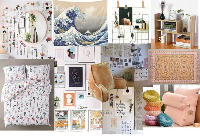 dorm room aesthetic