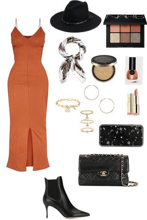 Fall Dressy Casual 🍂