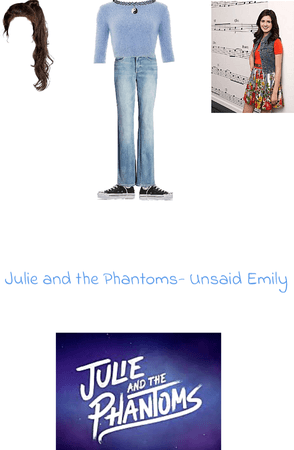 Julie and the Phantoms- Unsaid Emily