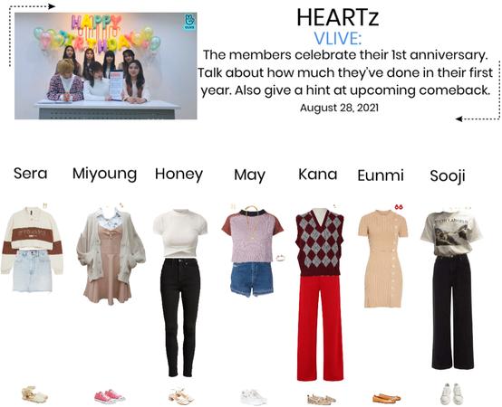 HEARTz//VLive