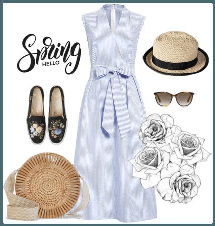 Spring Picnic in Paris