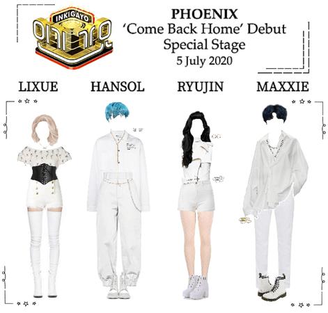 PHOENIX [피닠스] Inkigayo 200705