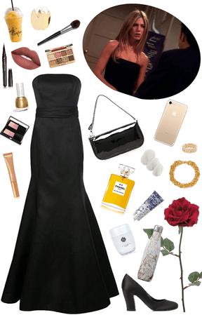 Jennifer Aniston//Blackdress