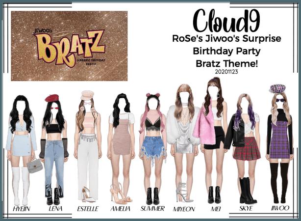 Cloud9 (구름아홉)   RoSe's Jiwoo's Party   20201123