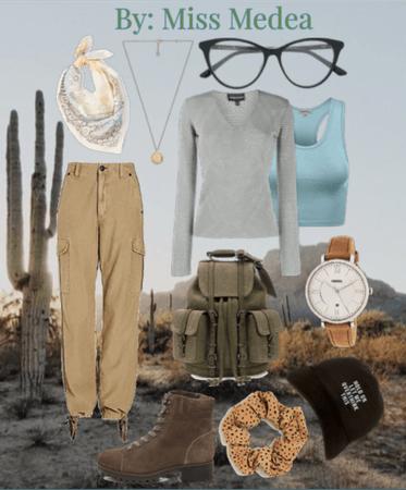 Desert Trek: 2.0