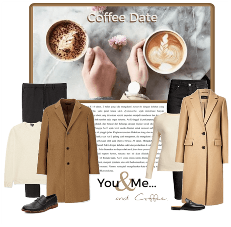 Matchy-Matchy: Coffee Date