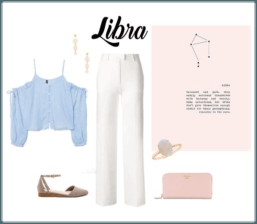 Libra Inspired