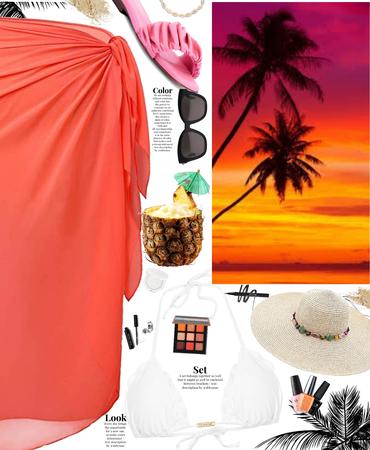 orange sunrise 🧡