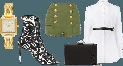 # 3 military luxury
