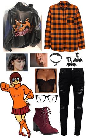 Velma Dinkley: Grunge