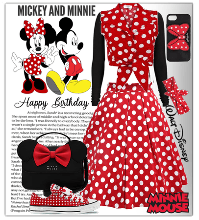 Disney - Mickey Birthday