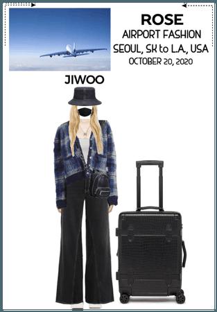 {RoSE} Airport Fashion (Jiwoo)