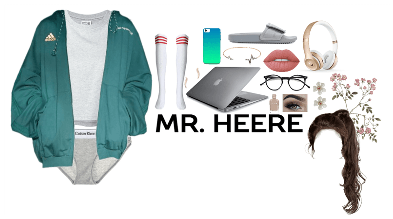 Mr. Heere - Be More Chill