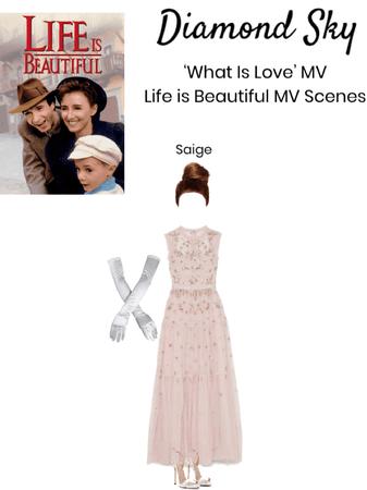Diamond Sky 'WIL' - Life is Beautiful Movie Scenes