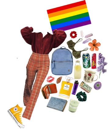 pride: gay