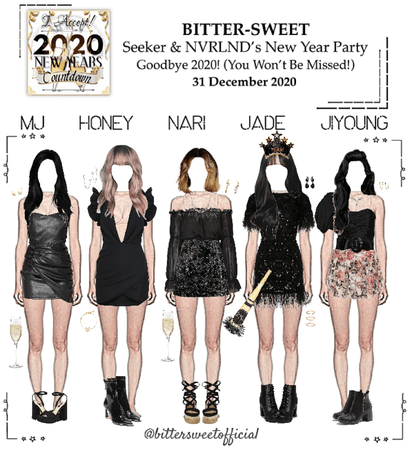 BITTER-SWEET [비터스윗] NYE Party 201231