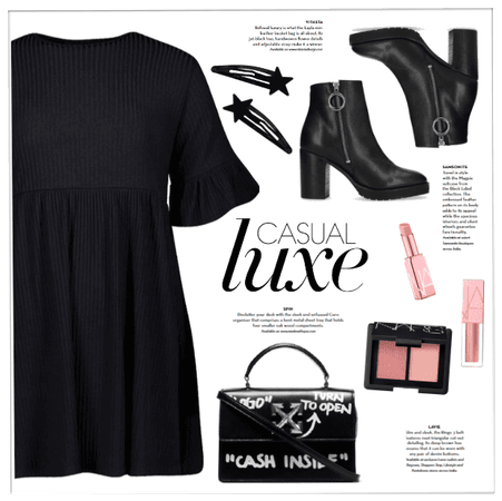 Casual Luxe!