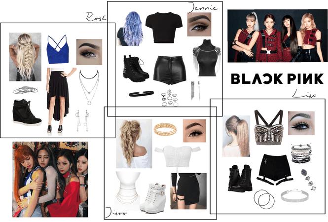 BLACKPINK || Coachella