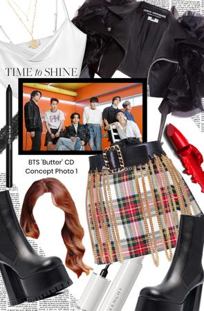 BTS 'Butter' CD Concept Photo 1