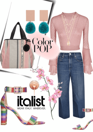 spring pink with idalist