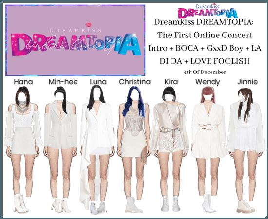 DREAMKISS (드림키스) DREAMTOPIA Stage #13