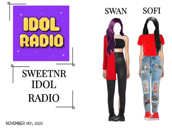 ~SWTNR~ ON IDOL RADIO
