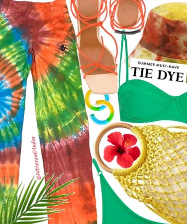 Tie-Dye Style