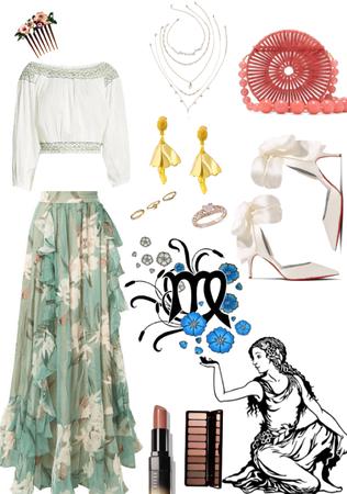 Virgo fashion ♍️