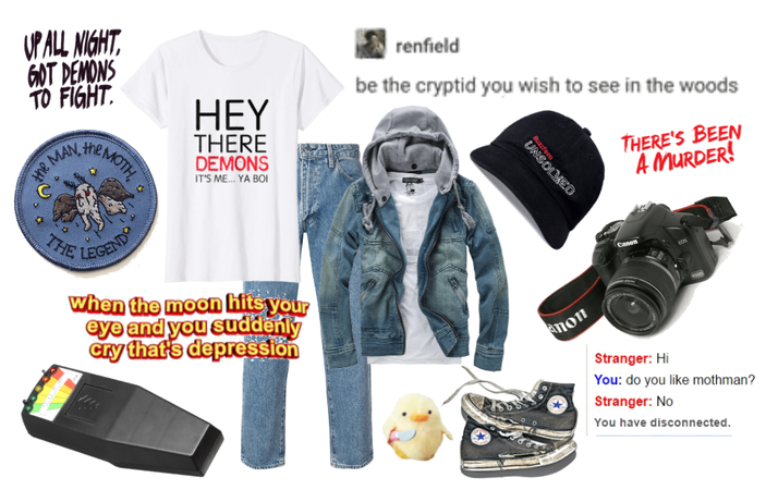 Buzzfeed Unsolved starter pack