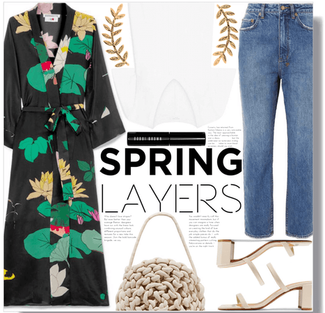spring layers 🌺