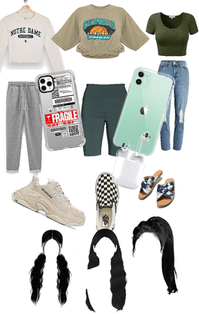 create an outfit
