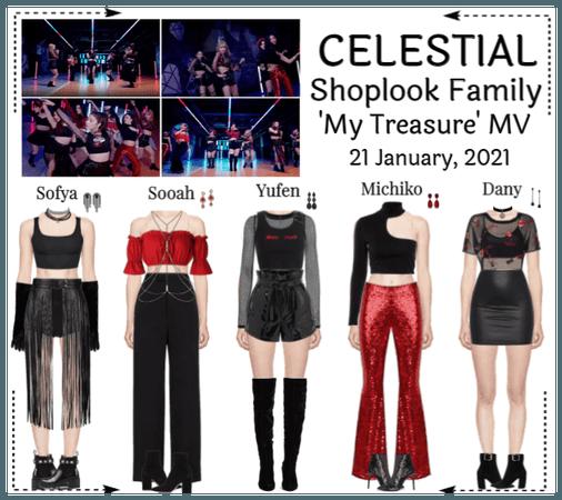 세레스티알 (CELESTIAL) Shoplook Family | My Treasure MV