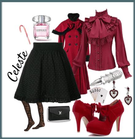 Celeste (Gothic Lolita Version) Outfit 1