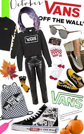 vans in autumn 🍂 xox