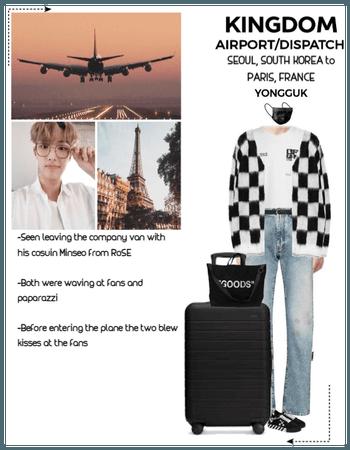 {KGDM}[Yongguk] Airport/Dispatch