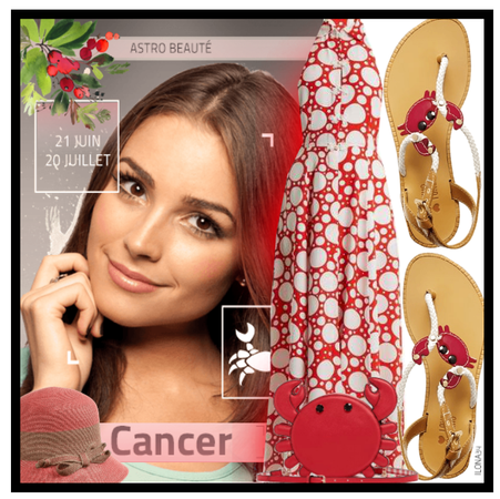 Cancer Zodiac Fashion