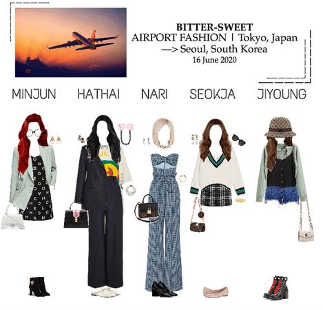 BITTER-SWEET [비터스윗] Airport Fashion 200616