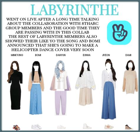 LABYRINTHE VLIVE