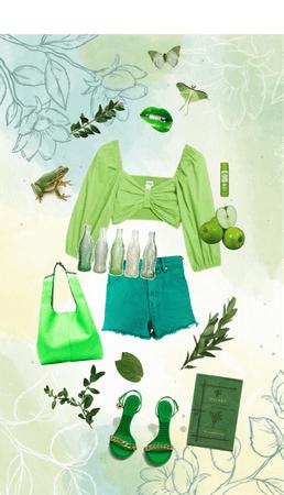 Summer Green!